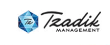 Tzadik Management Corporate ILS Logo 1