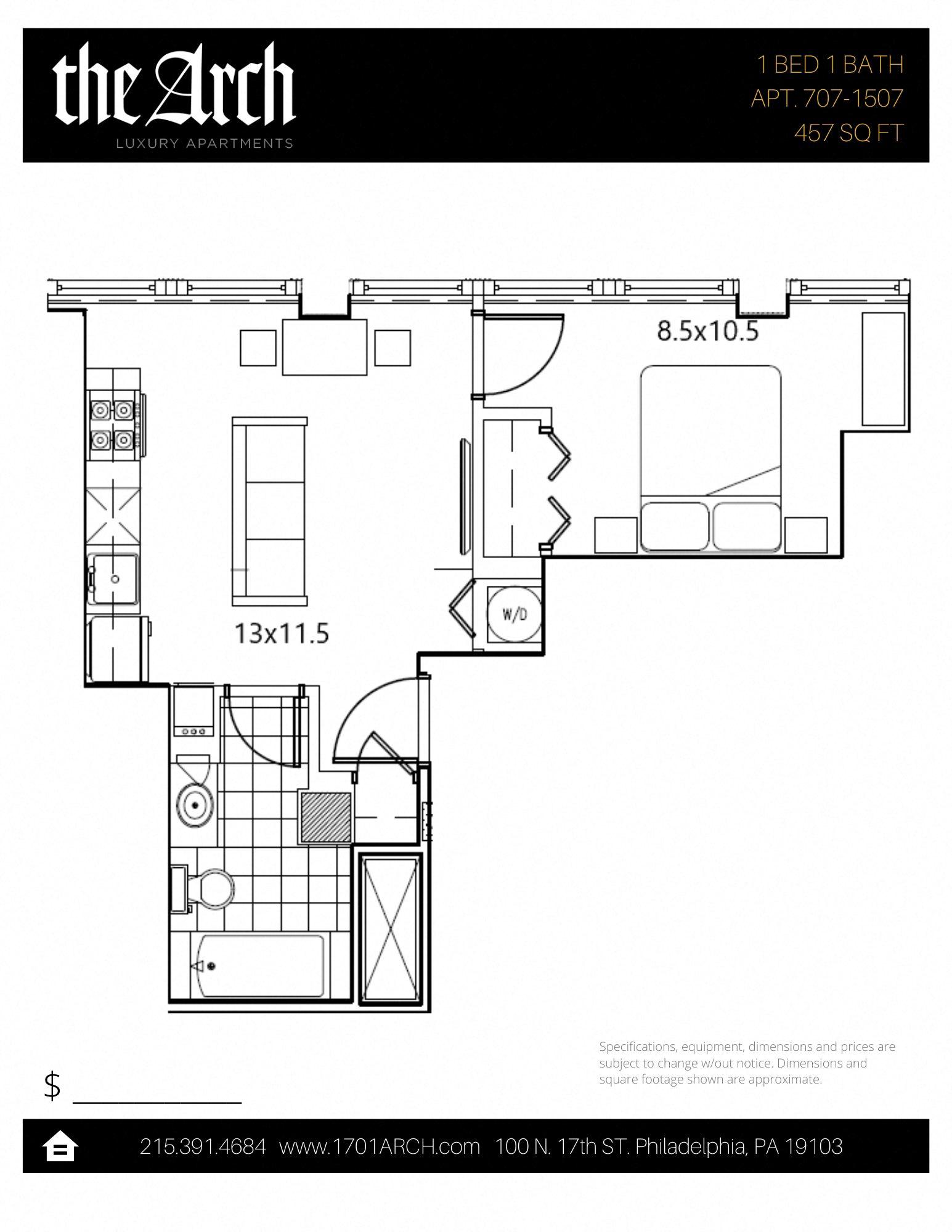 The Shirt Corner Floor Plans
