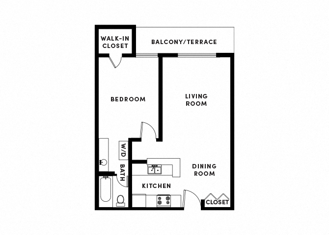 floor plan image of apartment_B219