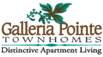Galleria Pointe Apartments and Townhomes Property Logo 1