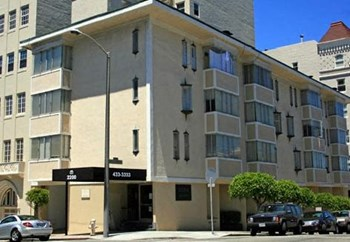 2200 Jackson Street 1 Bed Apartment for Rent Photo Gallery 1