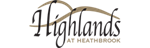 Highlands at Heathbrook Property Logo 0