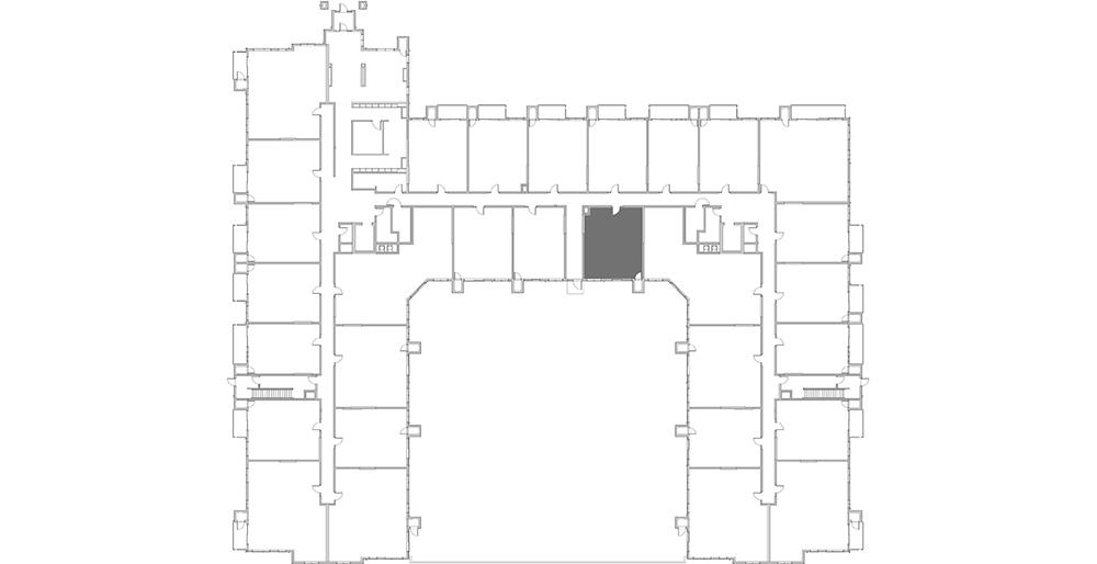 2108 Floorplate