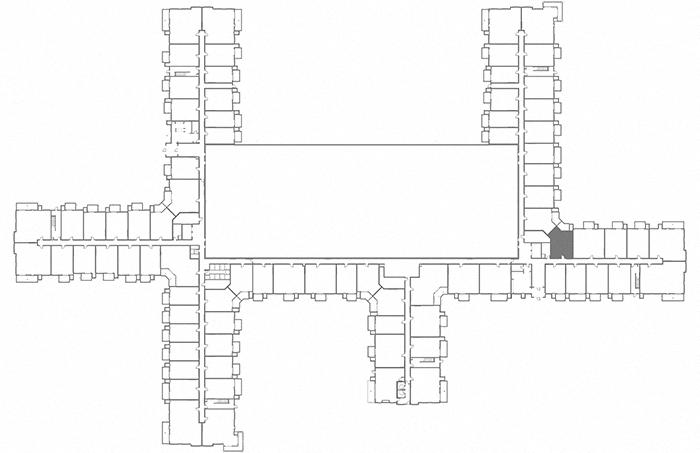 A109 Floorplate
