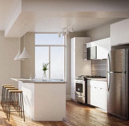 Refrigerator And Kitchen Appliances