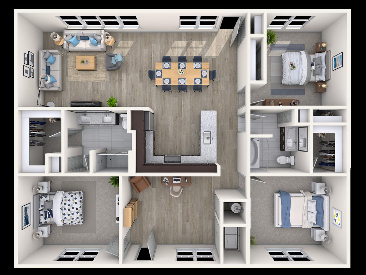 The Lofts at Alta Palisades 3K