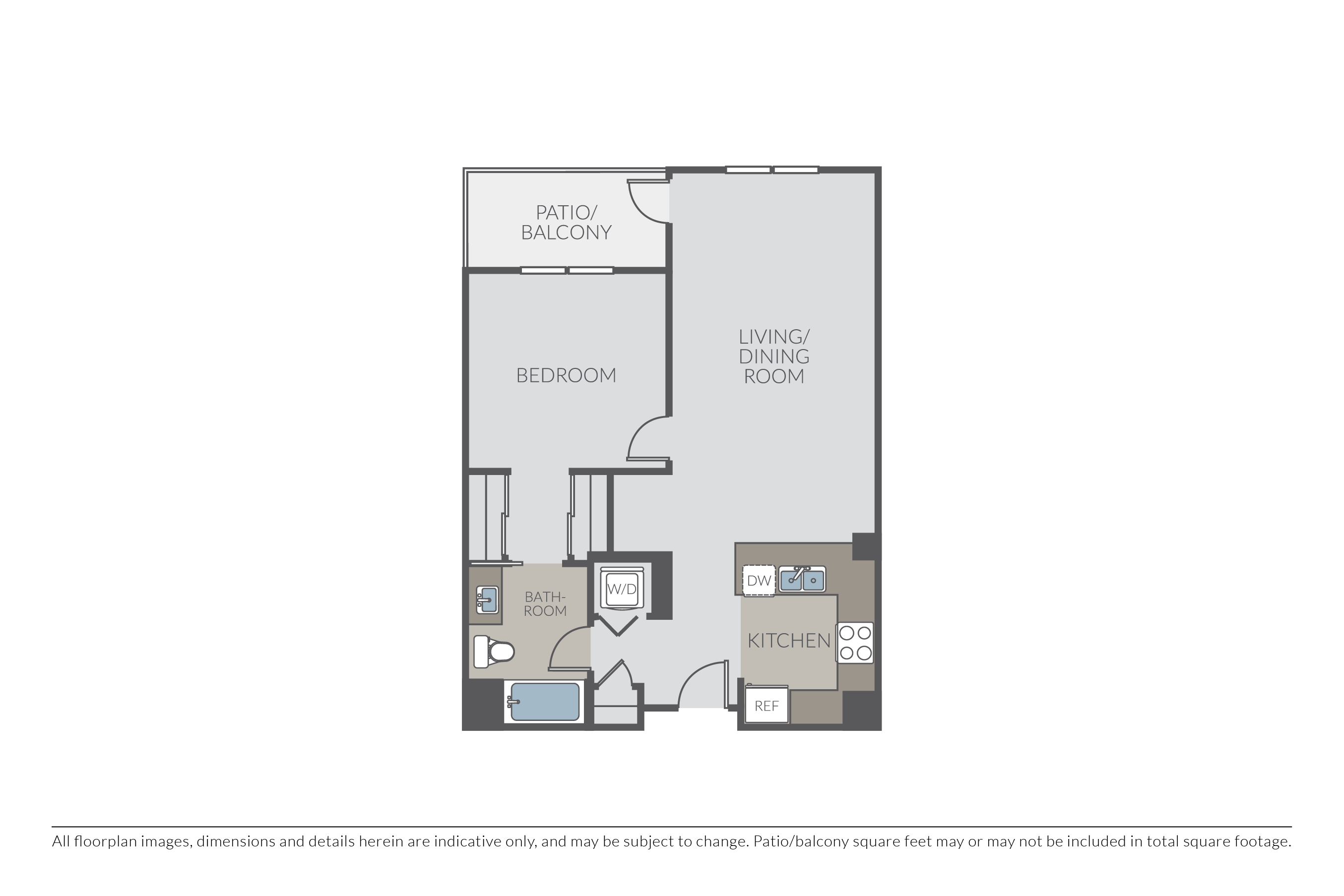 Floor Plans Pricing Township Apartments For Rent