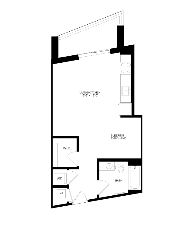 Floor plan image for residence number 1914