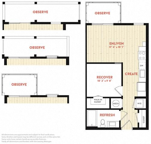 Floor Plan Image - 461