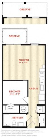 Floor Plan Image - 433