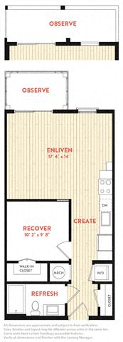 Floor Plan Image - 533
