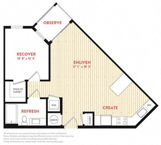 Floor Plan Image - 621