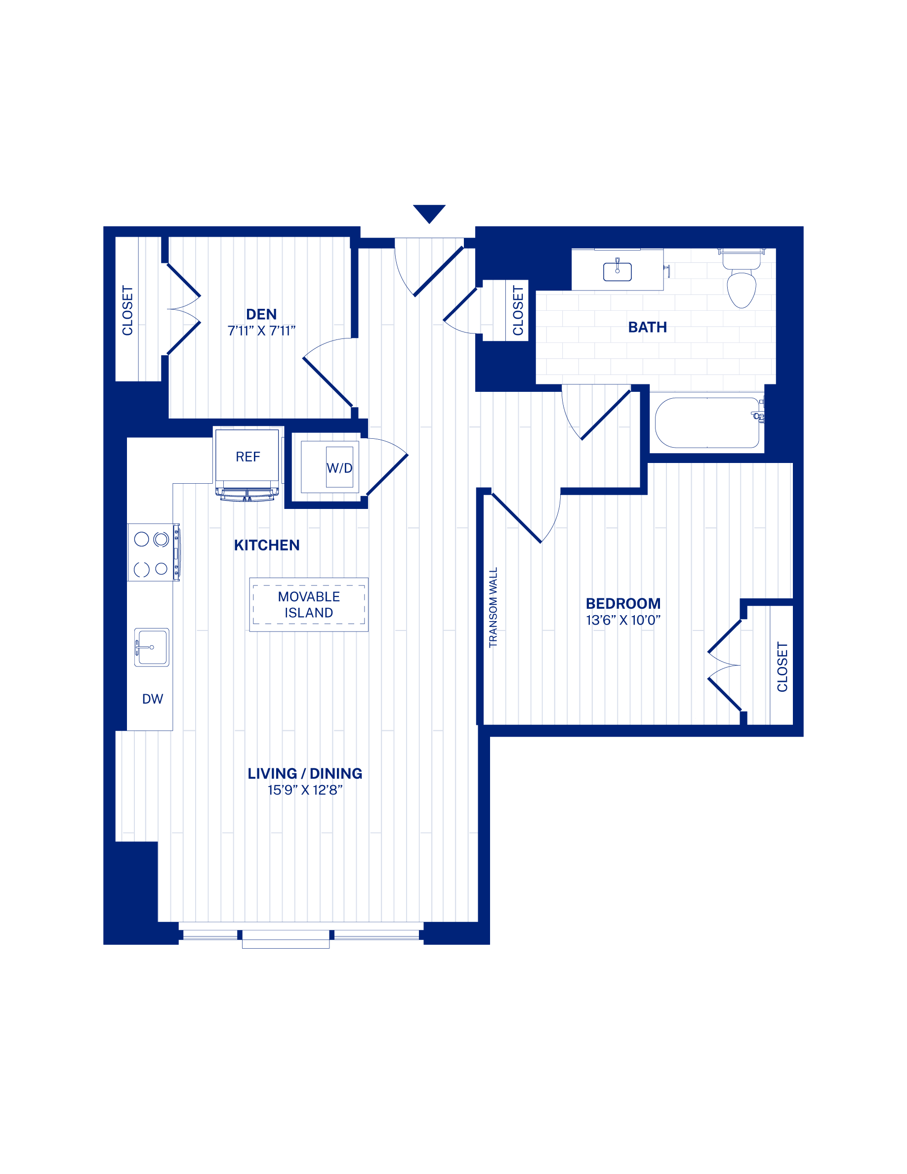 Residence 538 floorplan