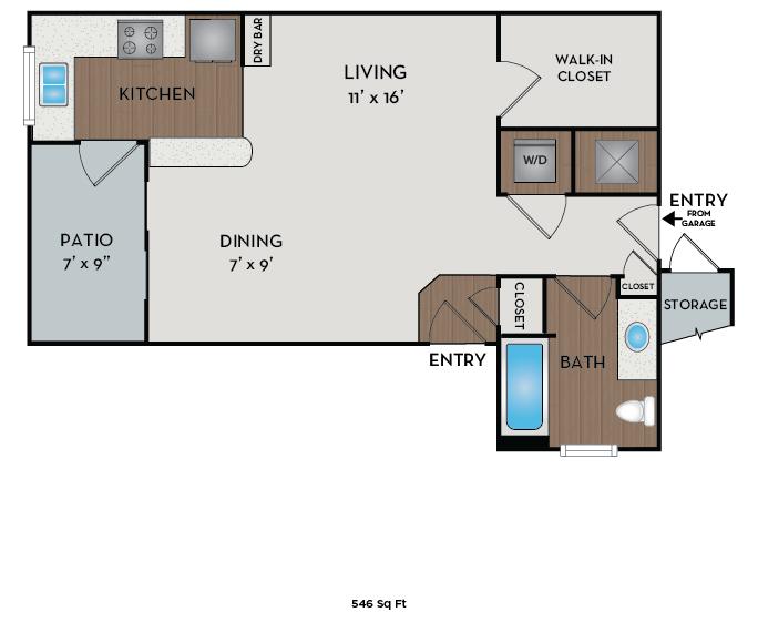 Floor Plans Apartments For Rent In Denver Tech Center Carriage Place Denver Co