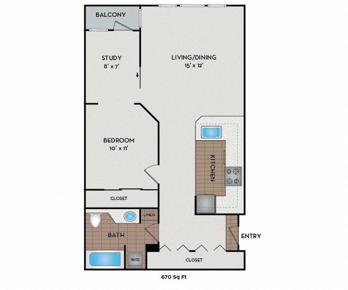 Expanded Floorplan