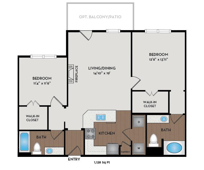 Hillsboro Apartments: Washington County Apartments In