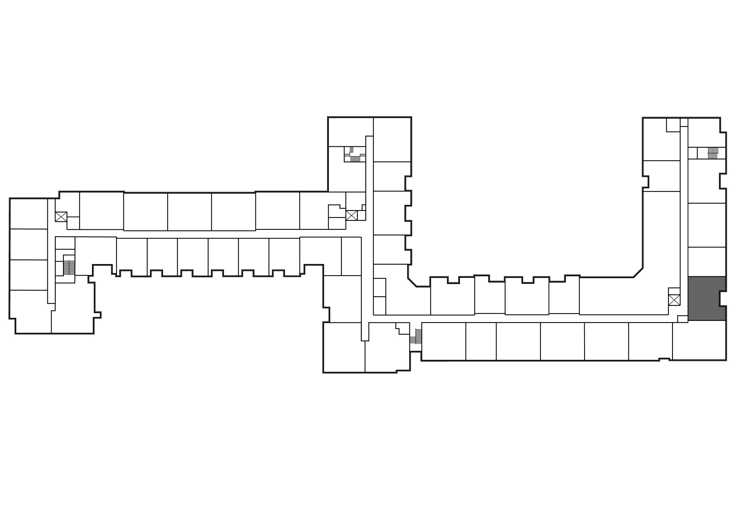 Unit 1240 keyplan