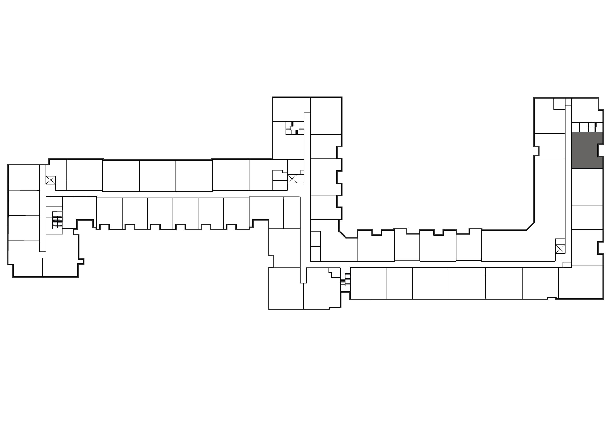 Unit 1243 keyplan