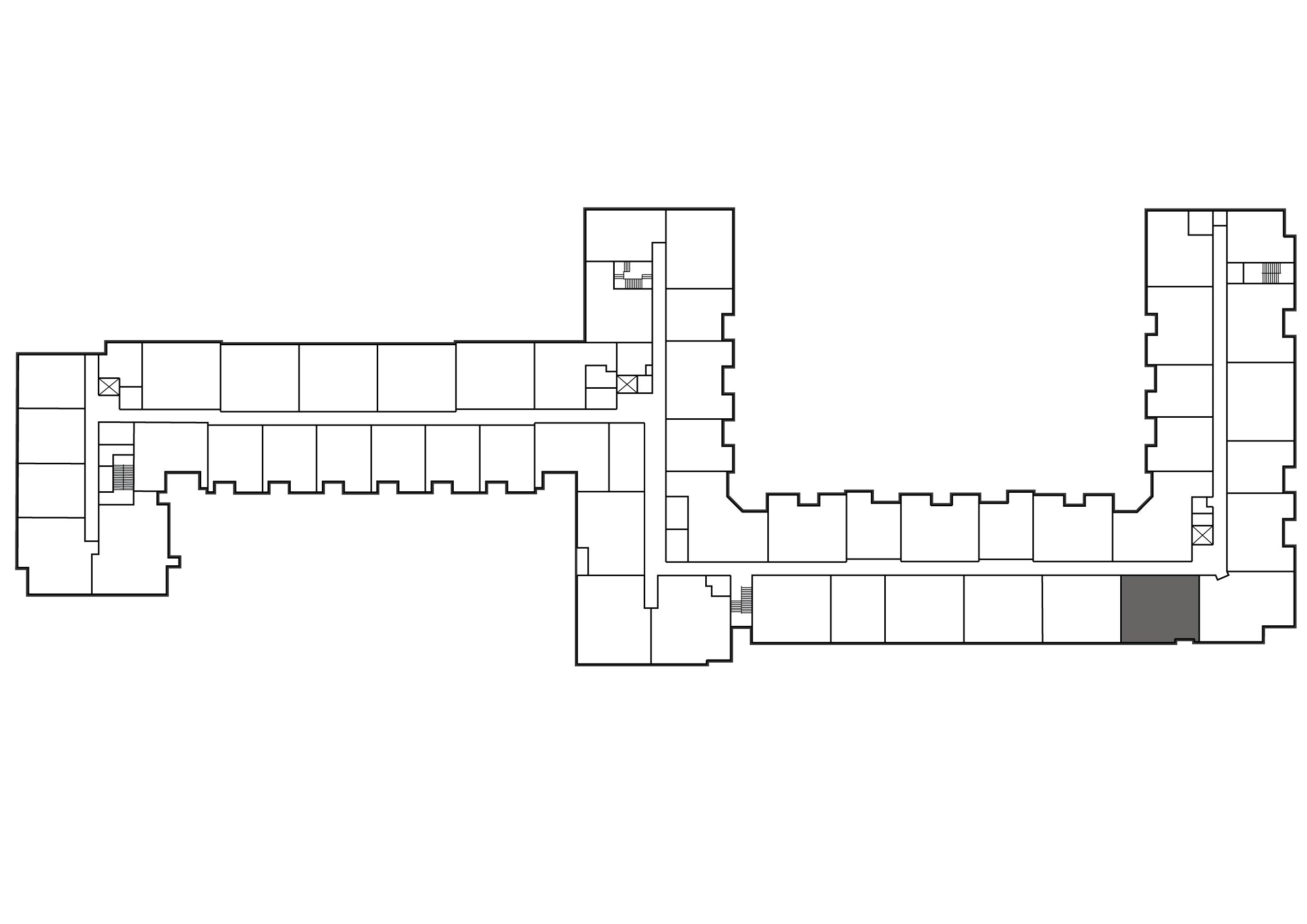 Unit 1340 keyplan
