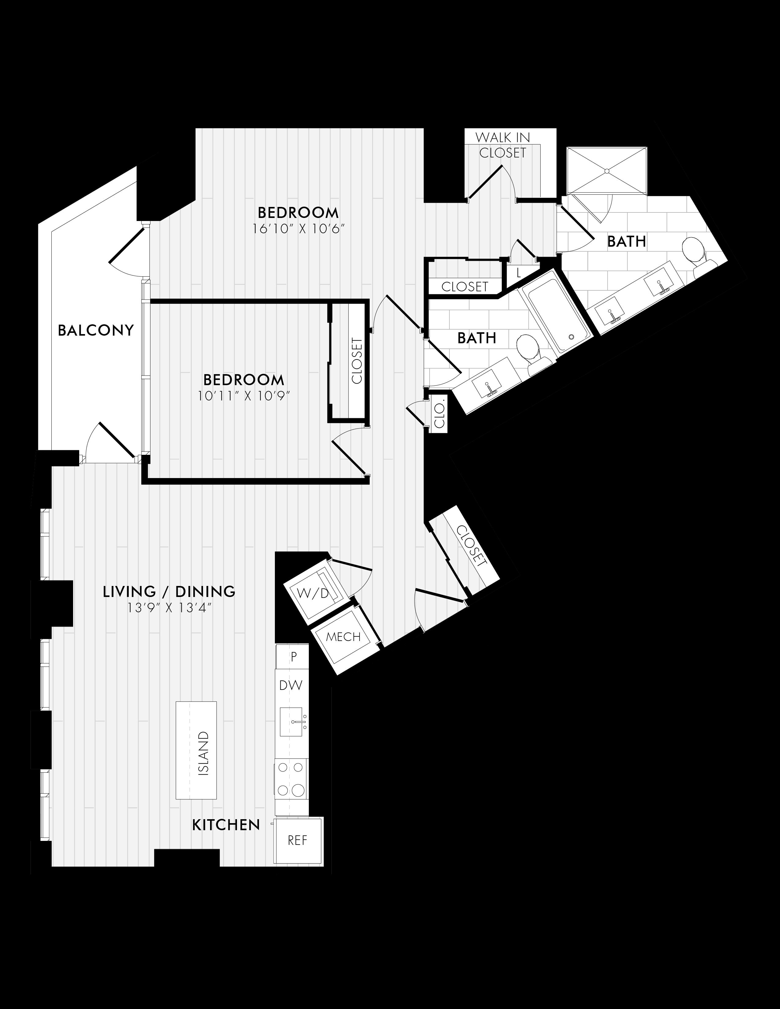 Apartment E0607