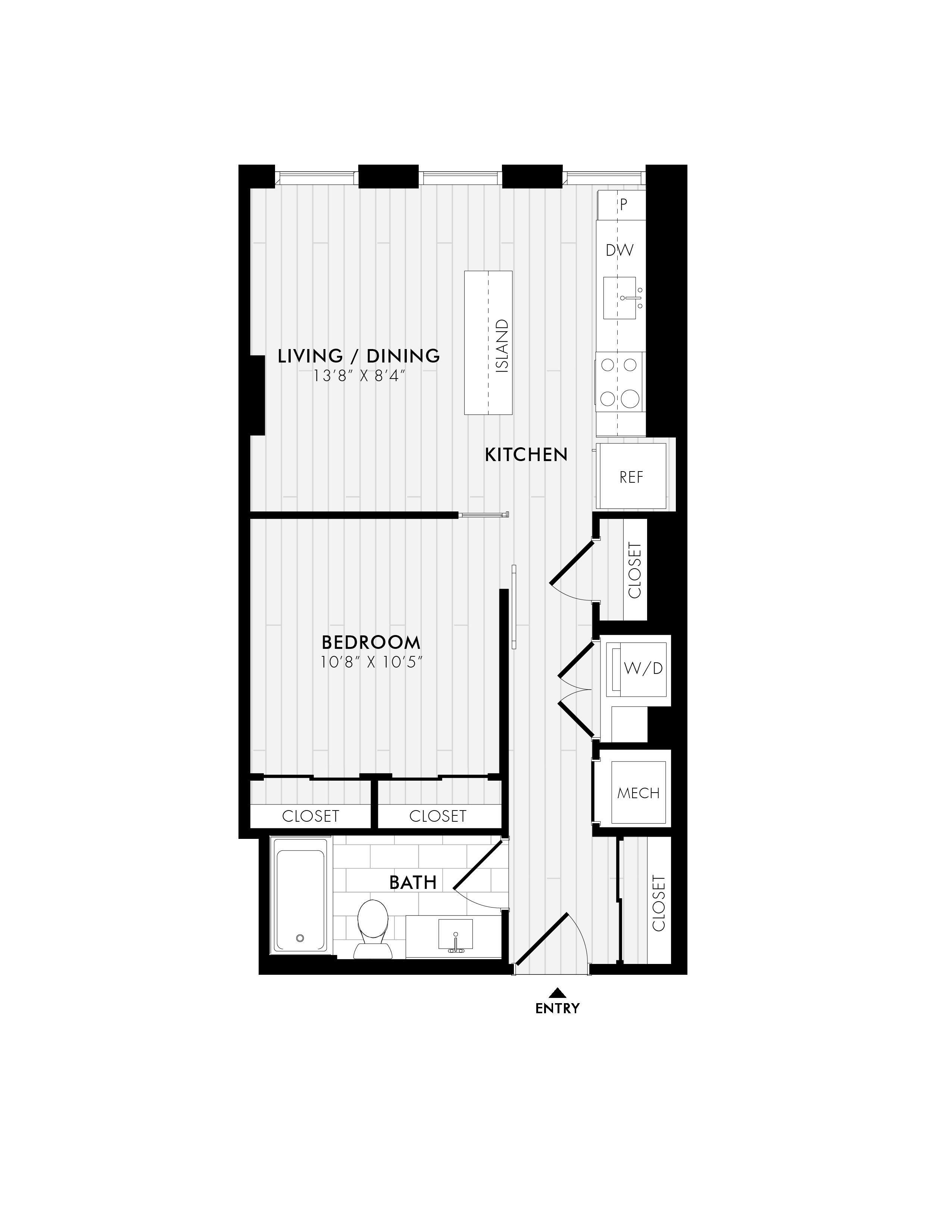 Apartment E0612