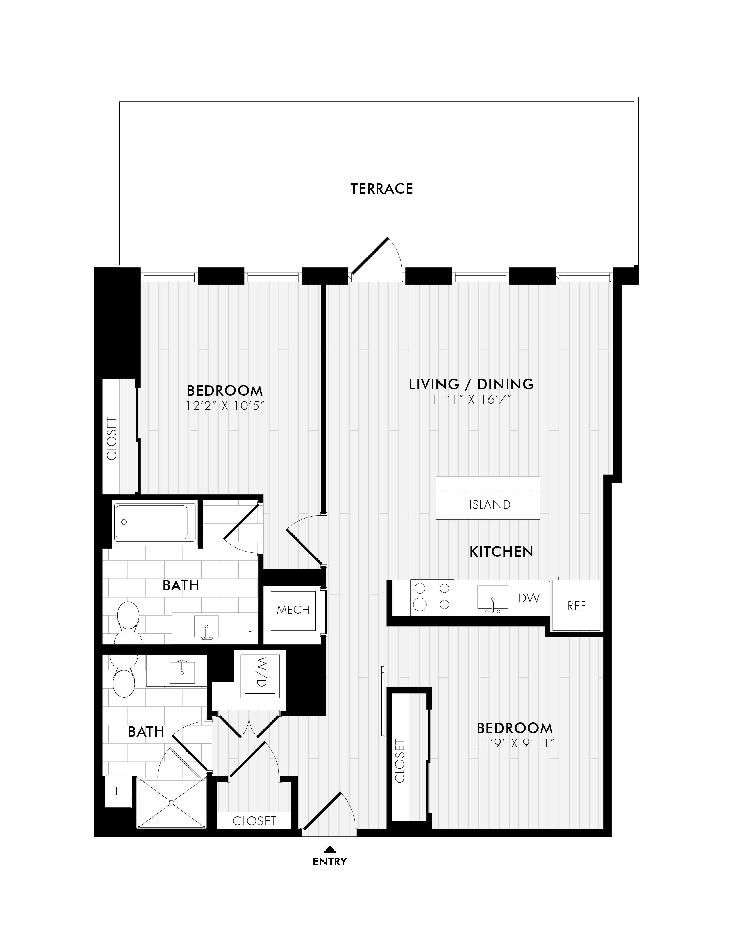 Apartment W0102