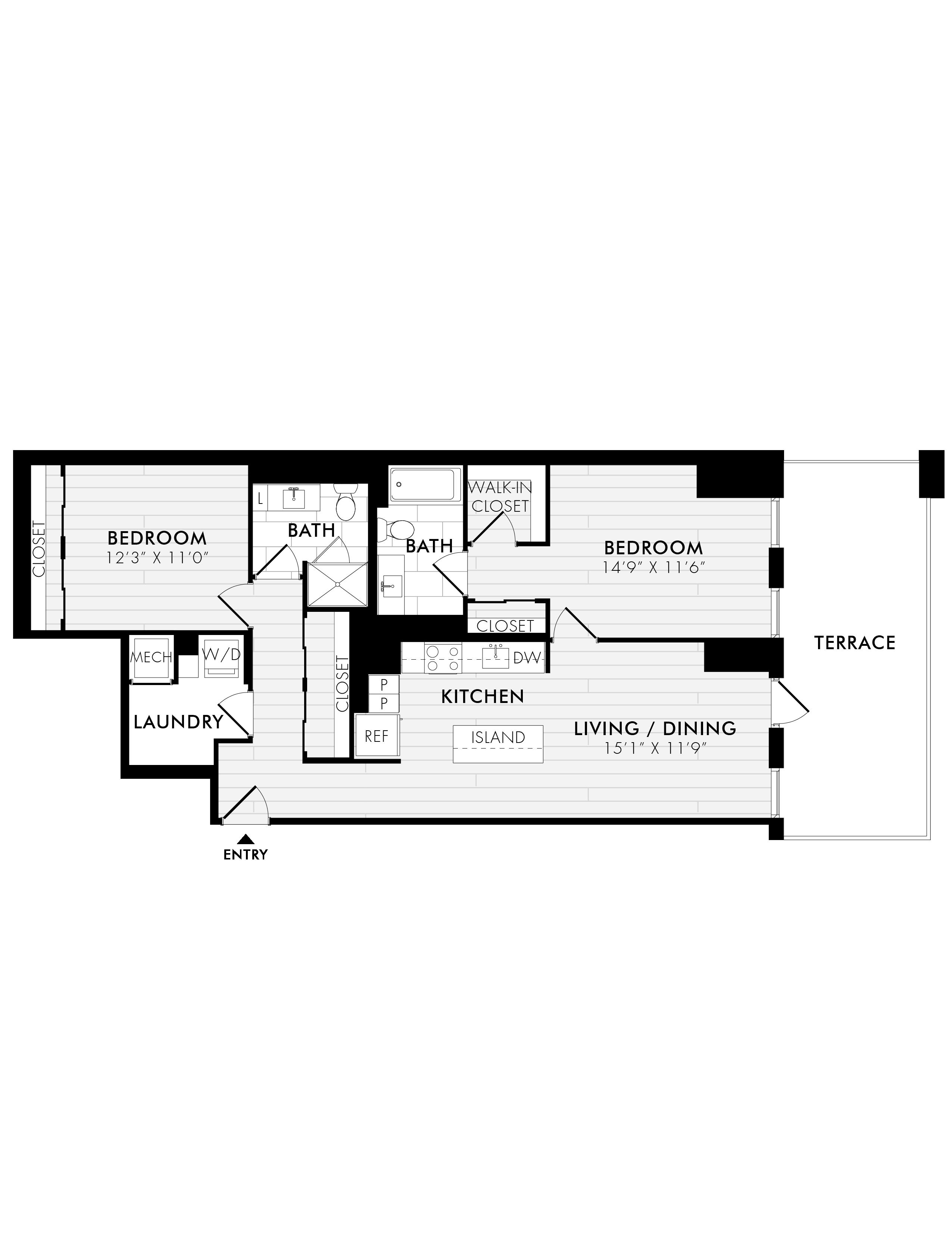 Apartment W0201