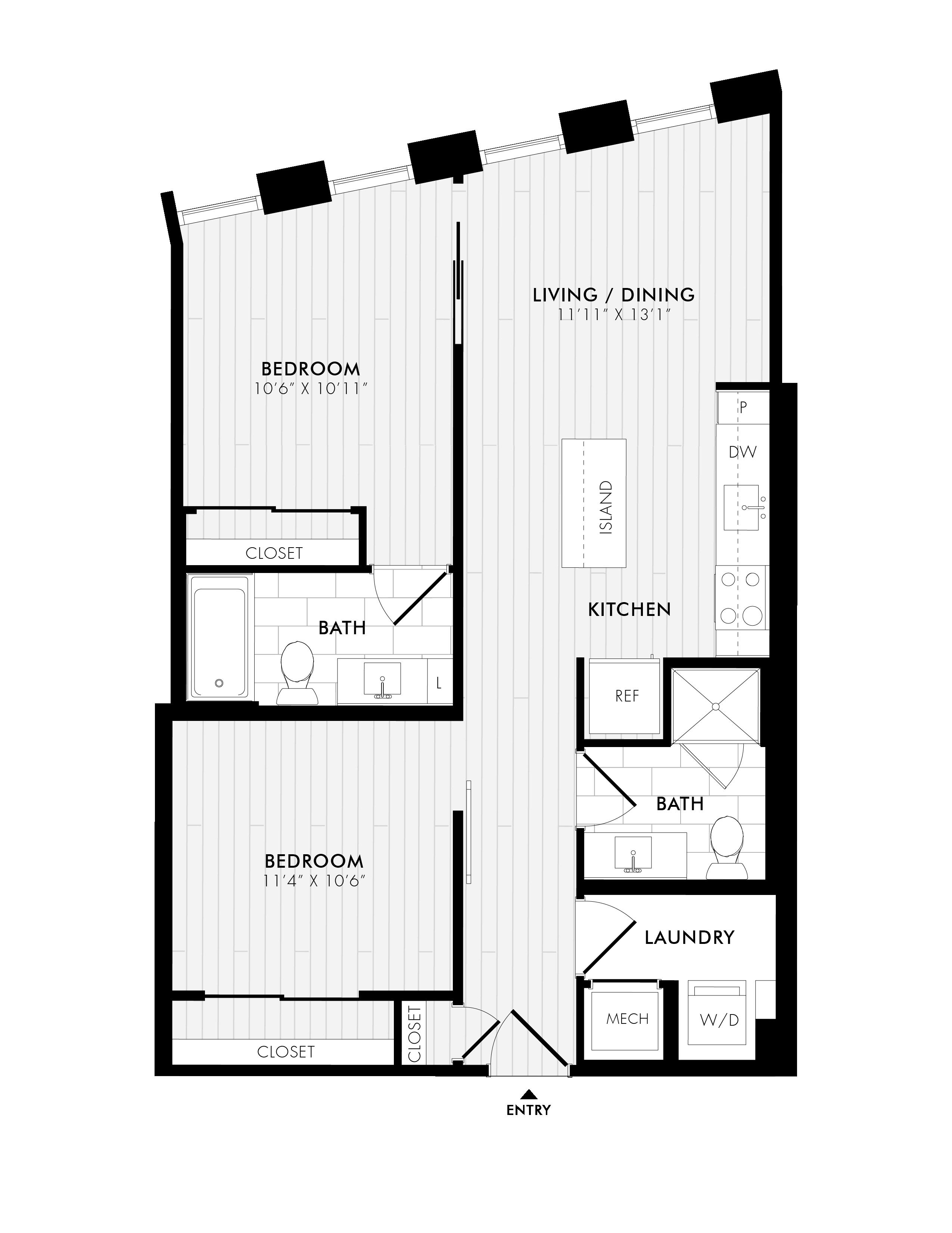 Apartment W0206