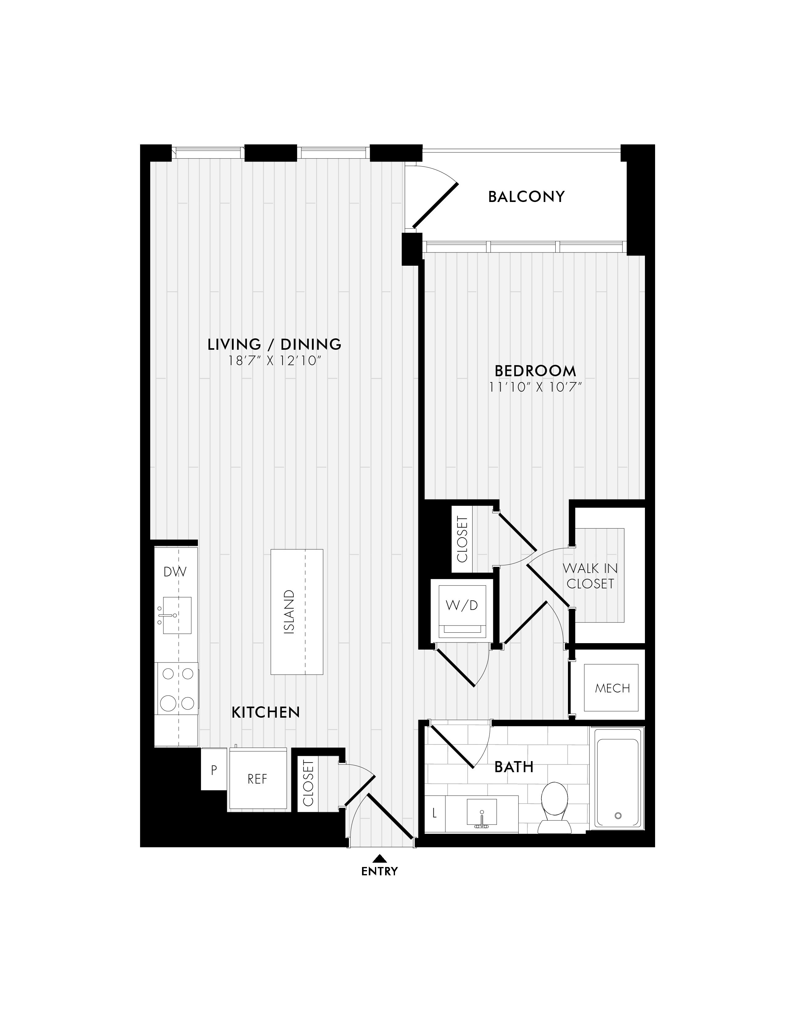Apartment E0615