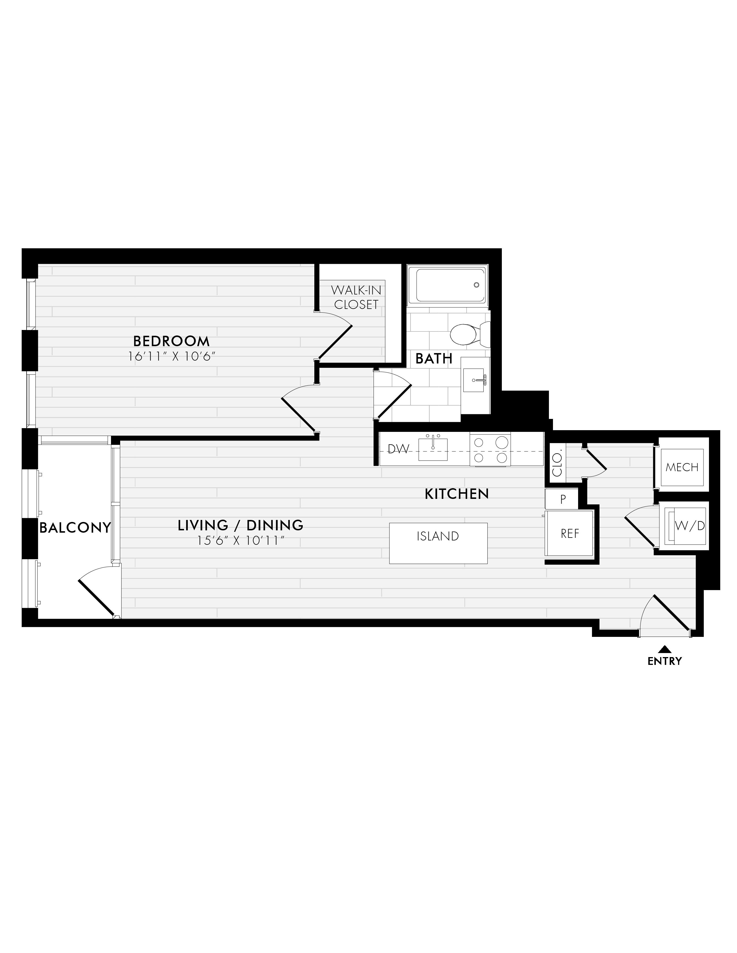 Apartment W0603