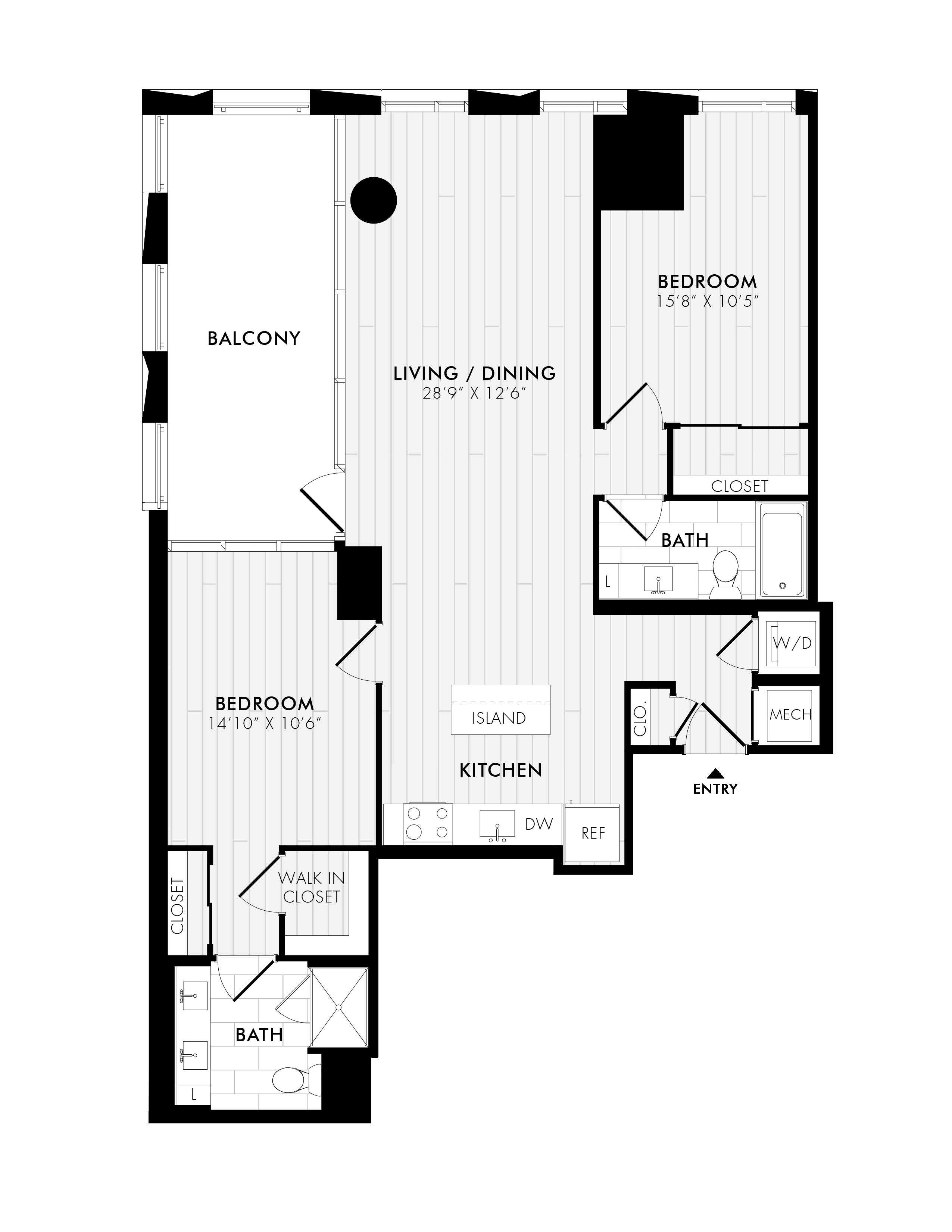 Apartment W0604