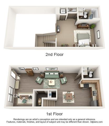platform 14 | floor plans