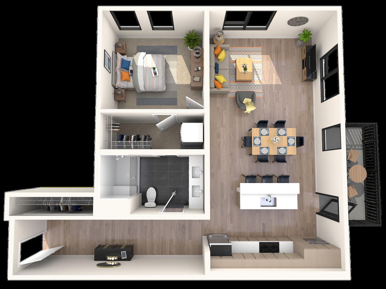 A1.1 Floor Plan