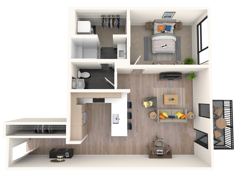 A1.2 Floor Plan