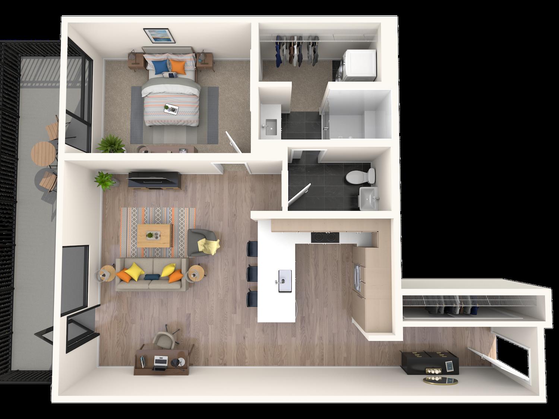 A1.2c Floor Plan