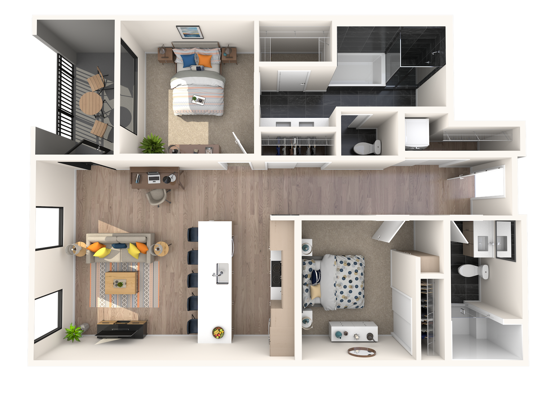 A2.2b Floor Plan