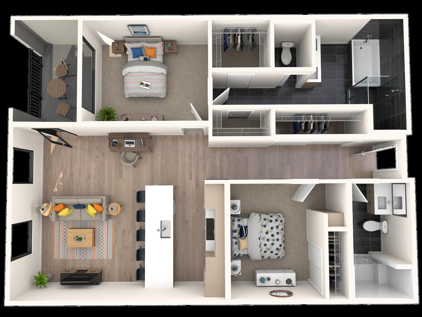 A2.3 Floor Plan