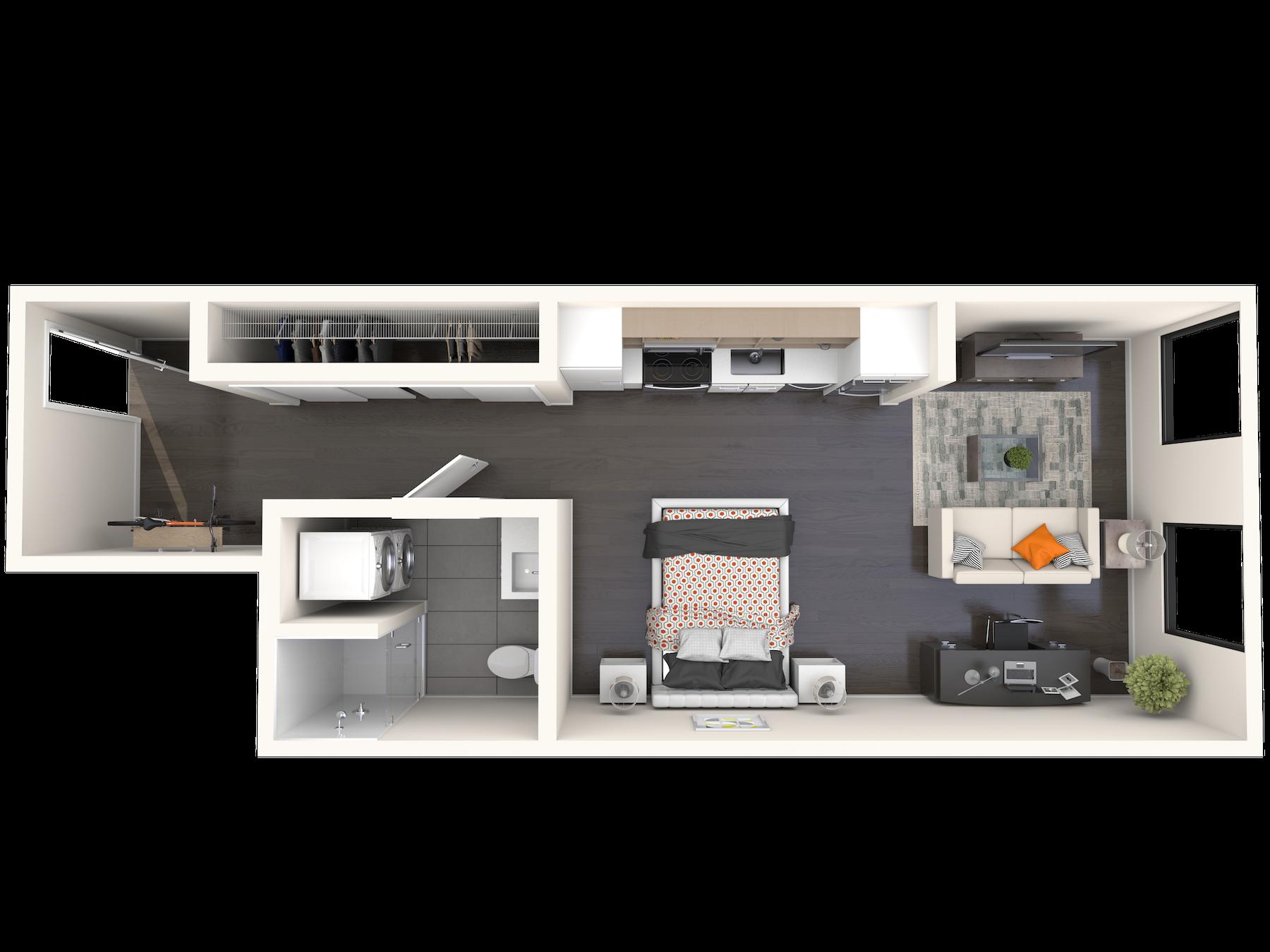 B0.1b Floor Plan