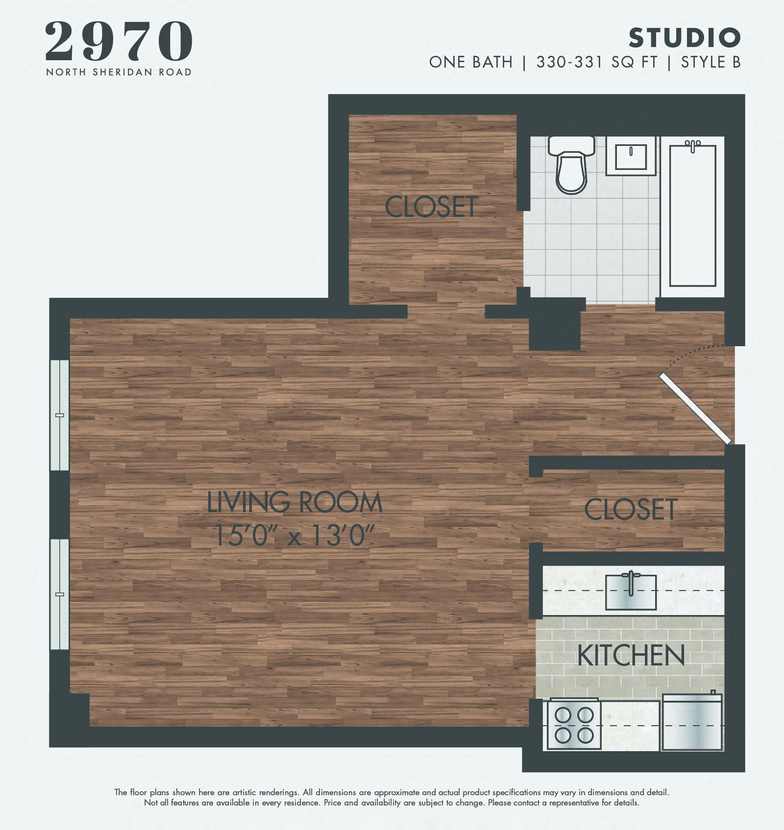 Studio - Style B
