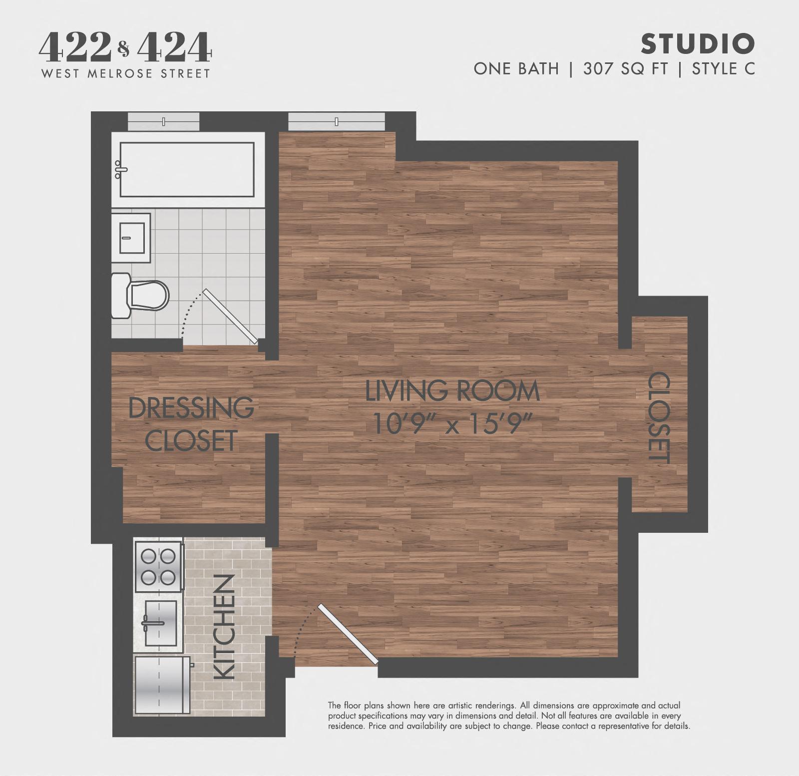 Studio - Style C