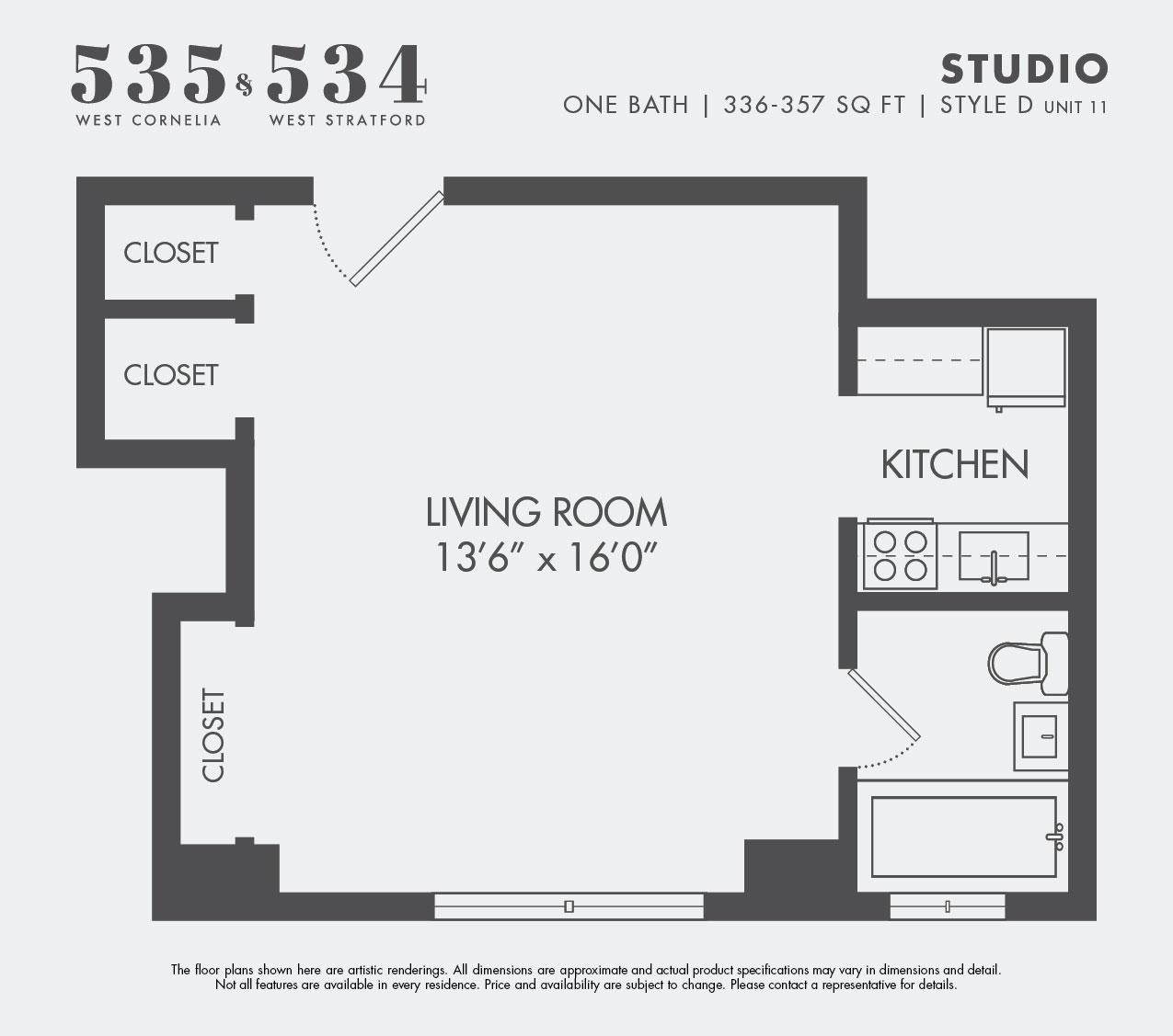 Studio - Style D