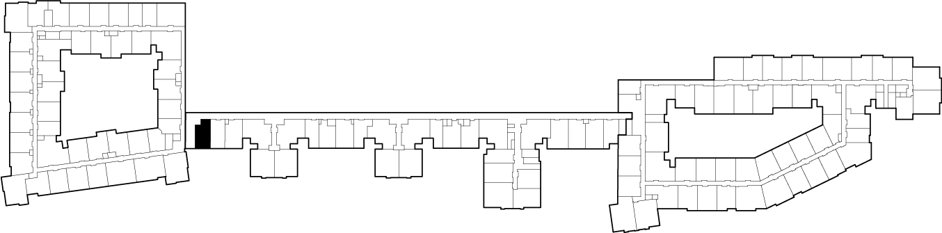 Keyplan of 2601