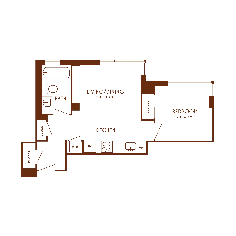 Floor plan image 210