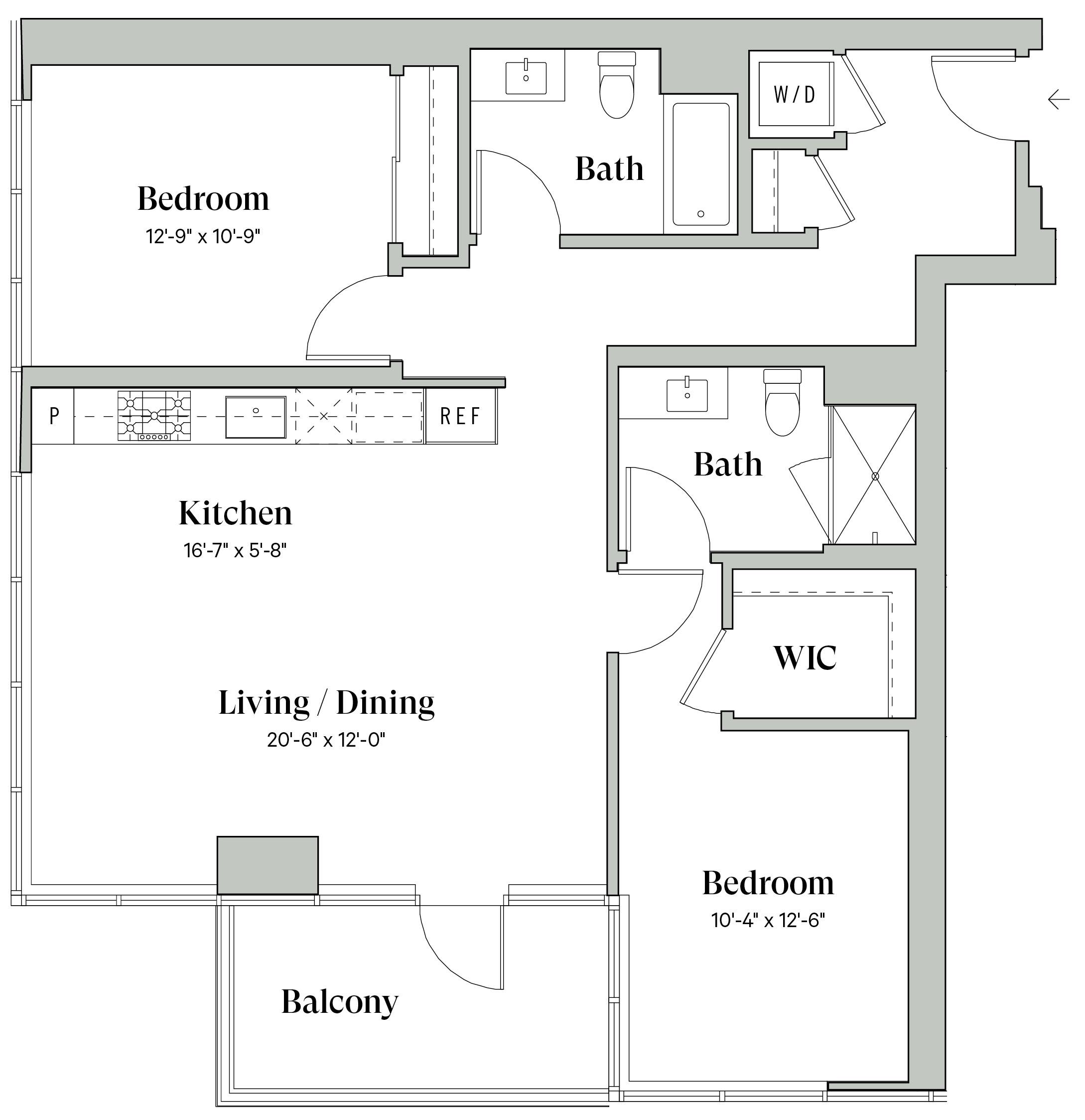 Diega 4102 Floorplan