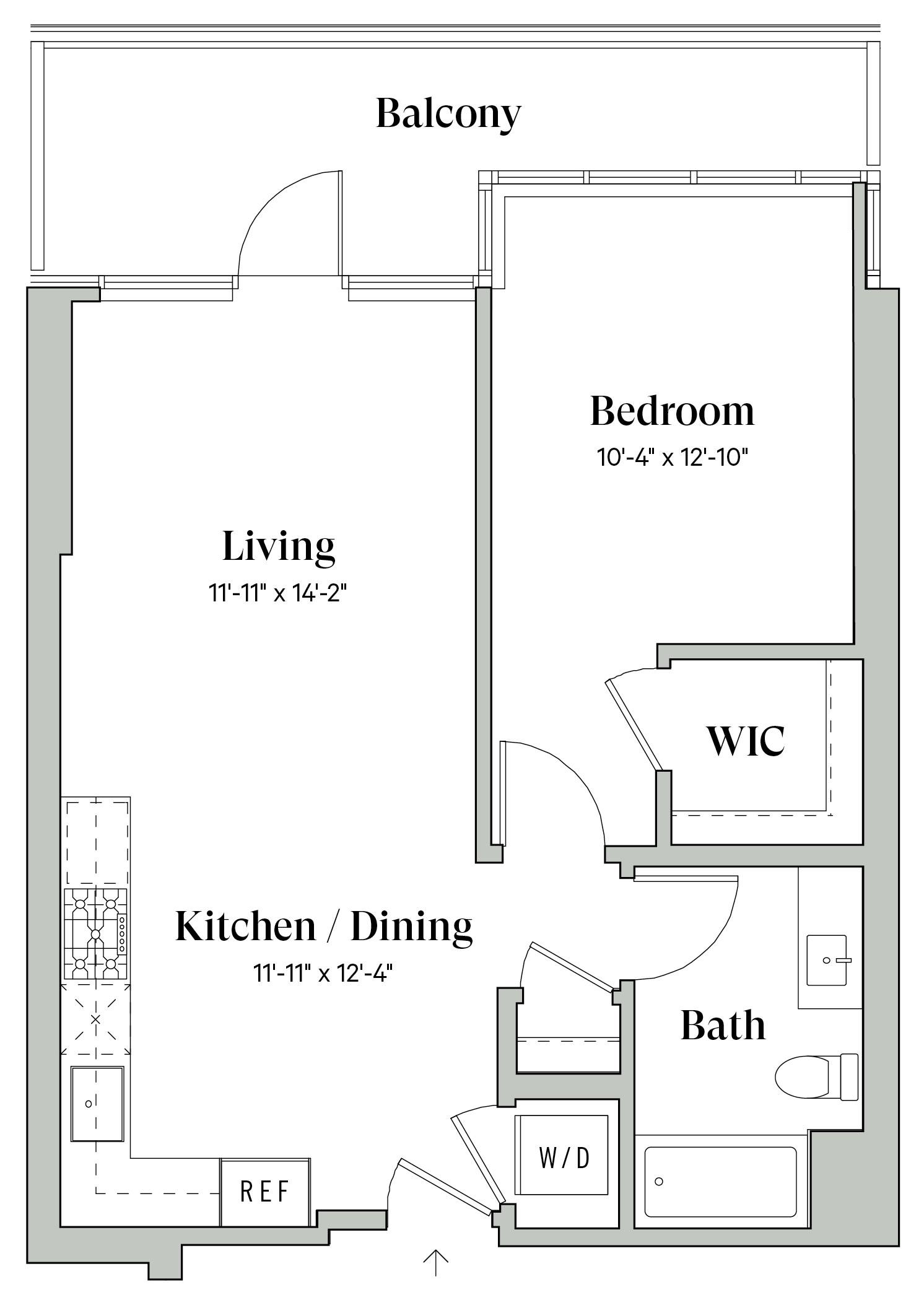 Diega 4105 Floorplan