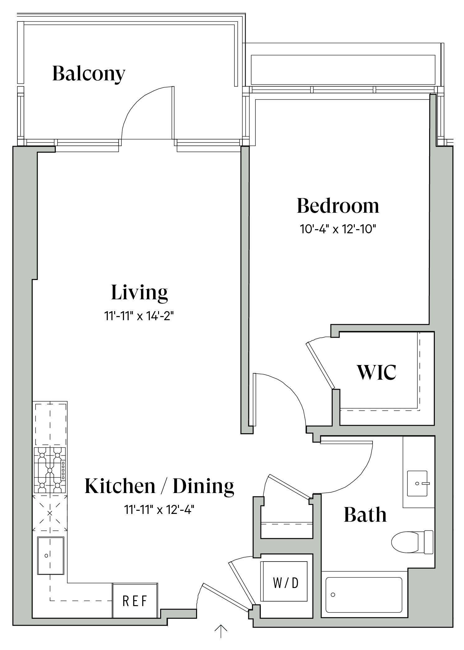 Diega 4106 Floorplan
