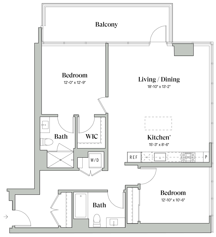 Diega 4108 Floorplan