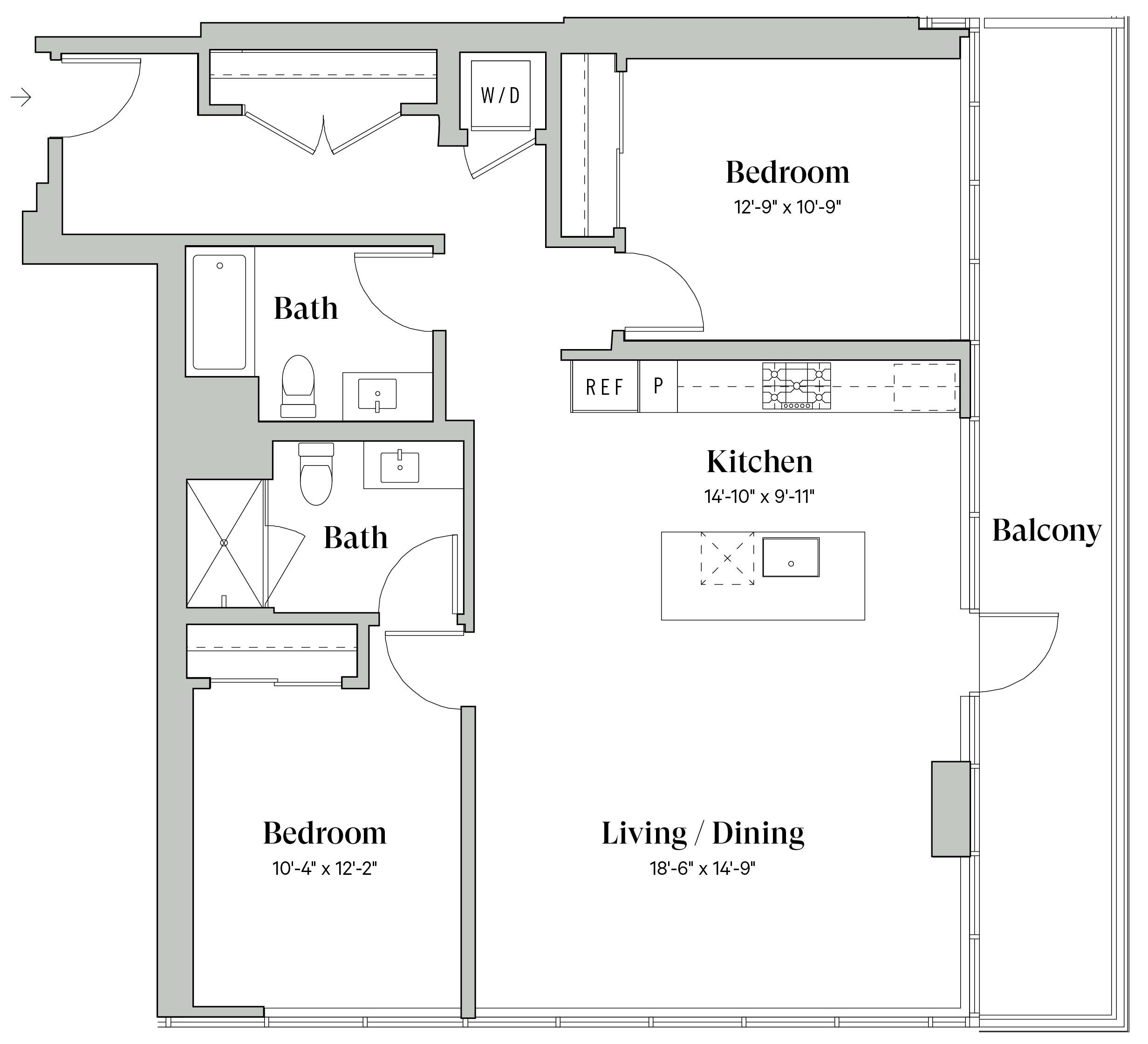 Diega 4110 Floorplan