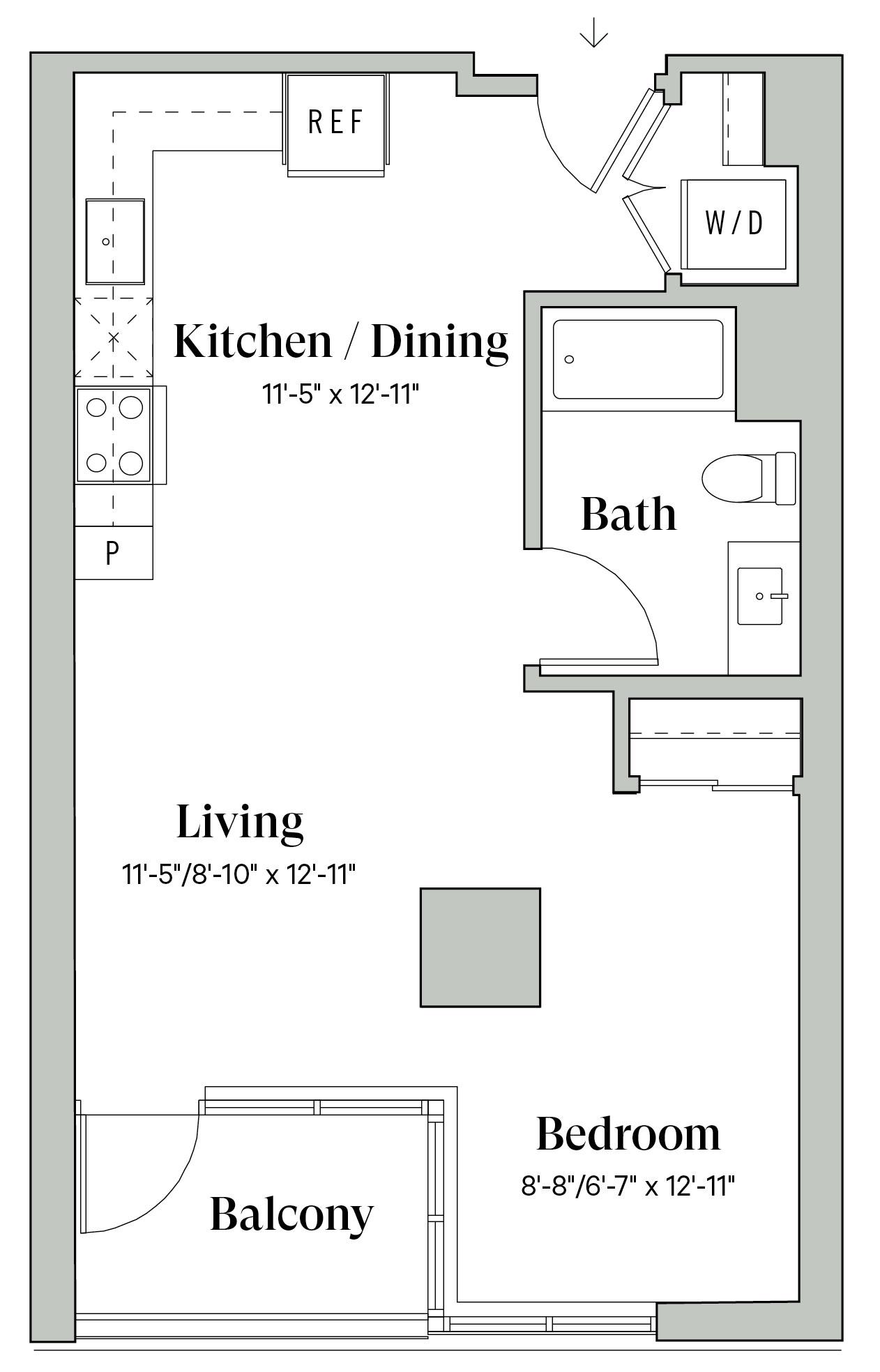 Diega A4a Floorplan