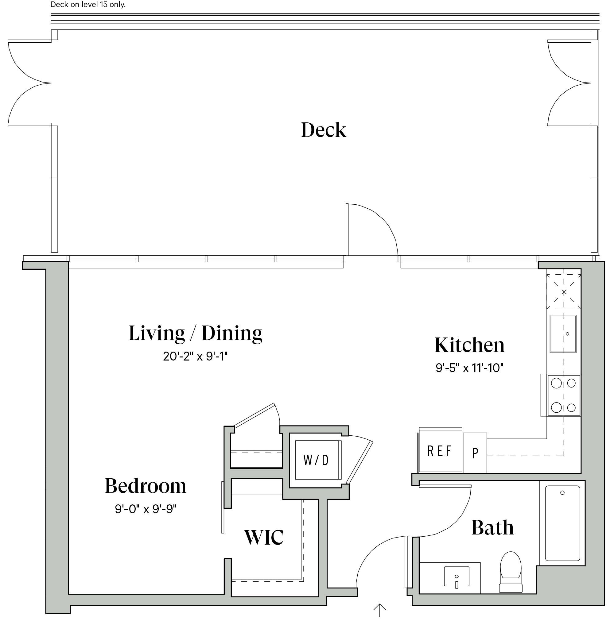 Diega A8 Floorplan